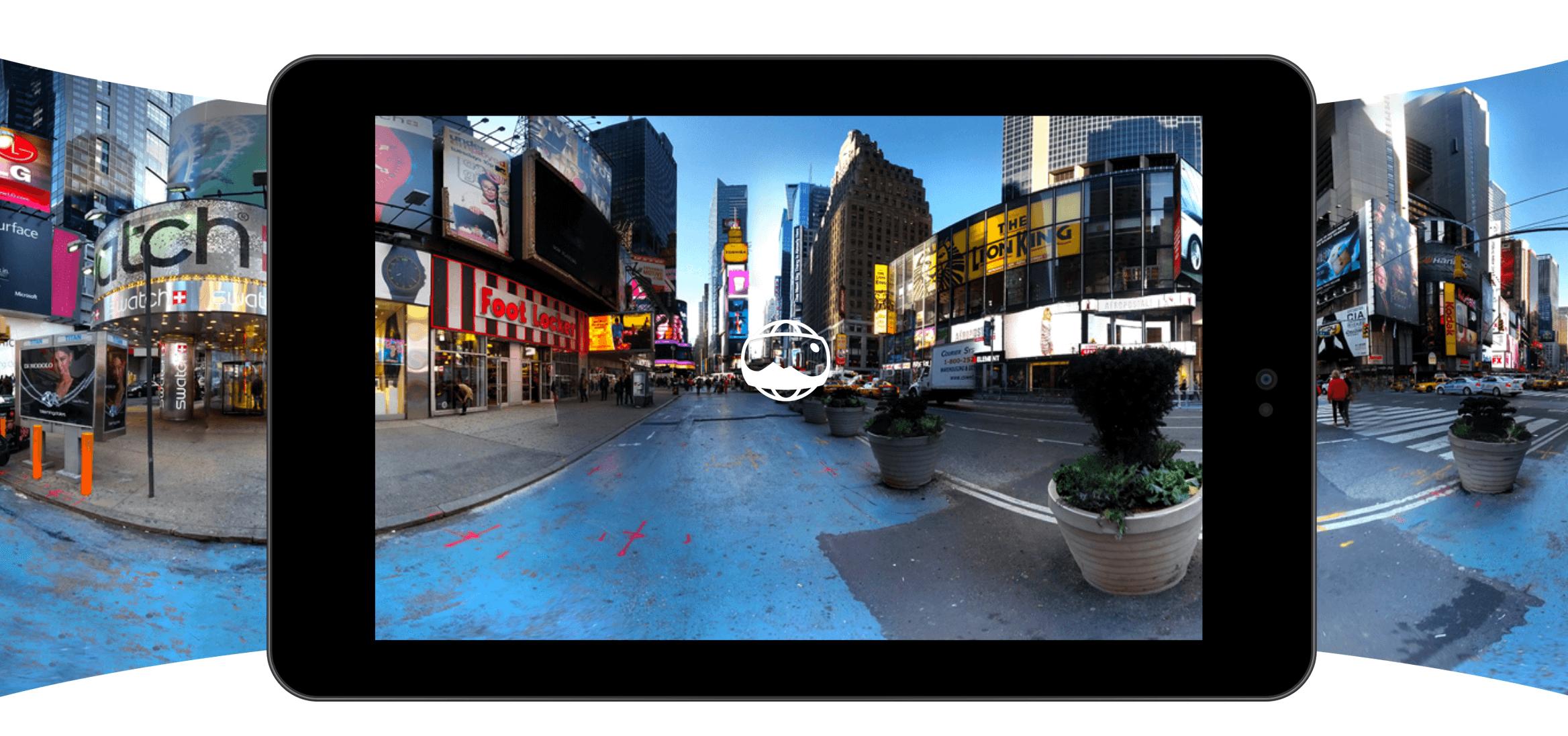 360 Derece Fotoğraf Nasıl Çekilir