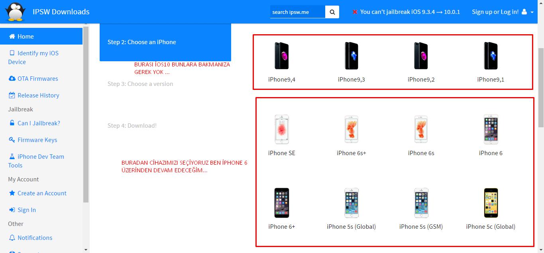 ios 10 siyah ekran hatası sorunu