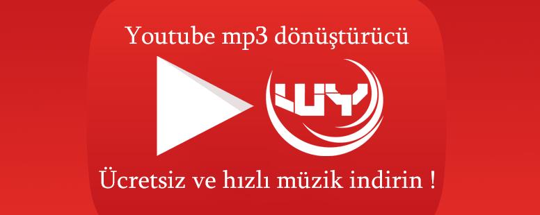YouTube Mp3 Dönüştürücü Bedava müzik & şarkı indir