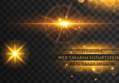 İstanbul WebSite Tasarım Hizmetlerimiz