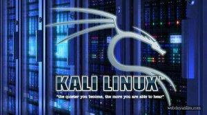 Kali Linux Reverse Engineering Tersine Mühendislik
