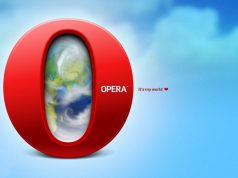 opera web browser
