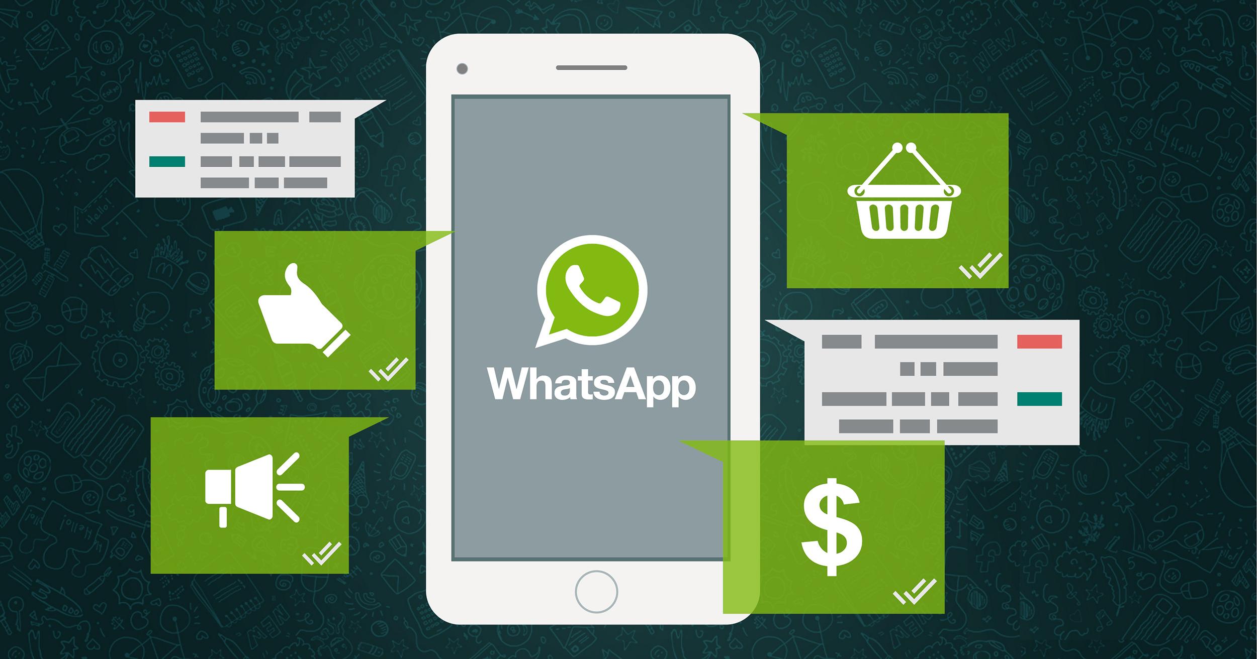 whatsapp pazarlama yapılabilcek