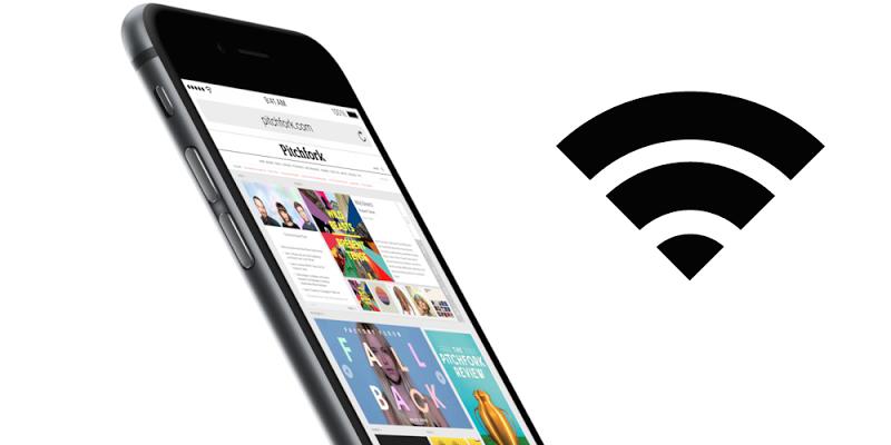 iphone wifi sorunu