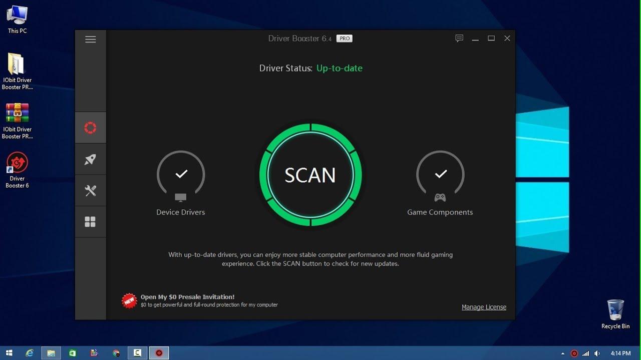 iobit driver booster 5.1 lisans kod pro licence